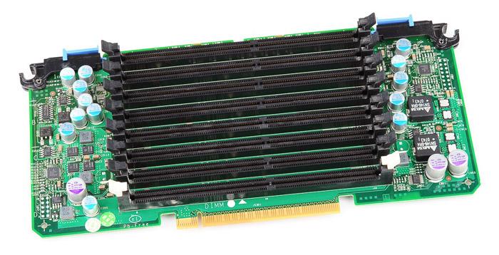 DELL used PowerEdge R900 Memory Board