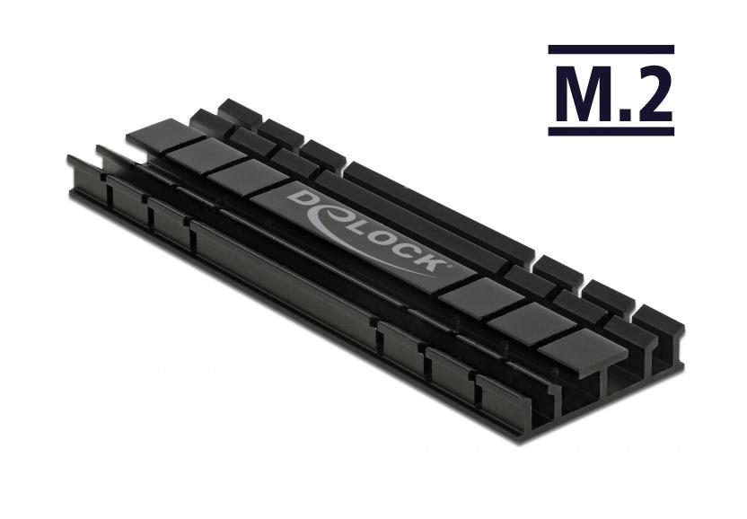DELOCK Ψύκτρα 70 mm flat για M.2 συσκευές