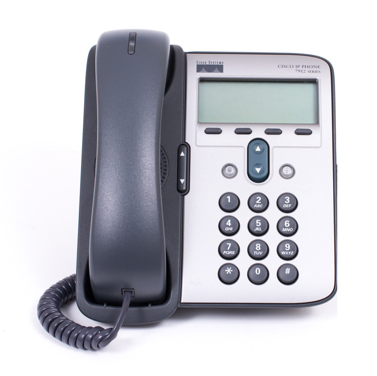 CISCO used Unified IP Phone 7912G