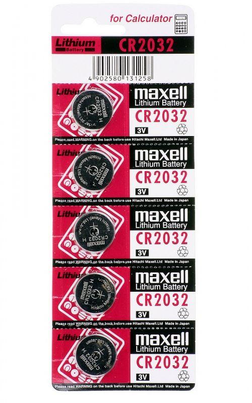 MAXELL Μπαταρία λιθίου CR2032