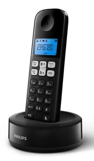 PHILIPS ασύρματο τηλέφωνο D1611B/34