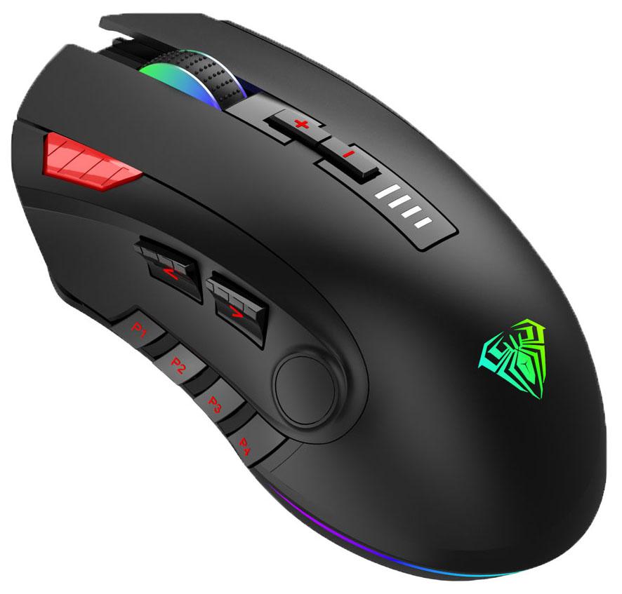 AULA ενσύρματο gaming ποντίκι Fire H512