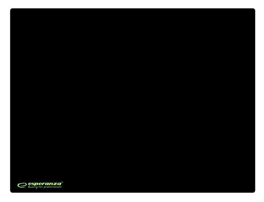 ESPERANZA gaming mouse pad Classic EGP103K