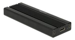 DELOCK εξωτερική θήκη για M.2 NVMe PCIe SSD 42600