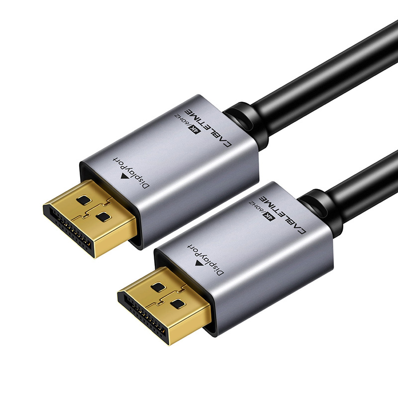 CABLETIME καλώδιο Displayport 1.2v AV585