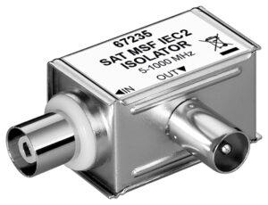 GOOBAY SAT isolator 67235