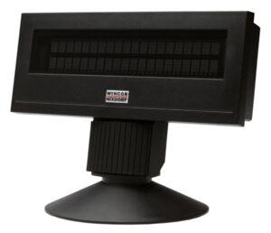 WINCOR NIXDORF POS customer display BA63
