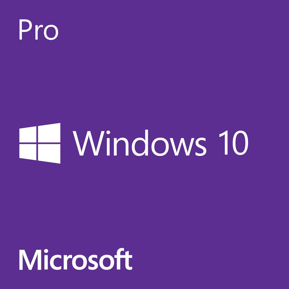 MICROSOFT Windows Pro 10 FQC-08929