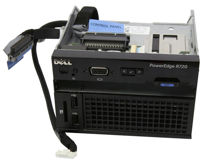 DELL used control panel 0X30KR για PowerEdge R720