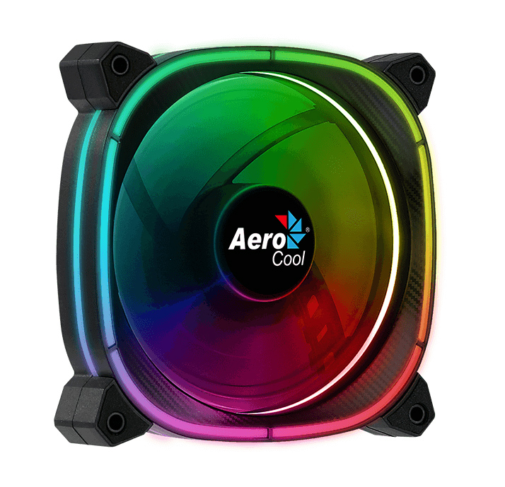 AEROCOOL LED ανεμιστήρας ASTRO-12